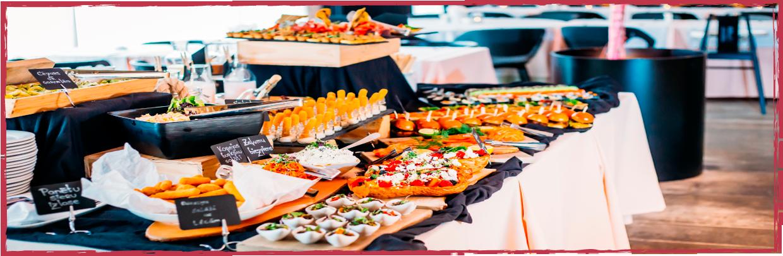 Mit Event-Catering Kiel wird Ihre Veranstaltung ein besonderes Ereignis